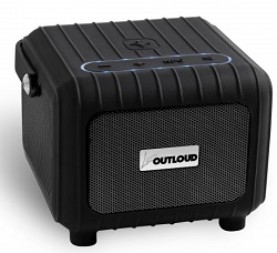 Lyrix OutLoud Ultimate Bluetooth Outdoor Party & Tailgate Speaker