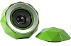 Lyrix PowerBall Wireless Bluetooth Speaker (Green)