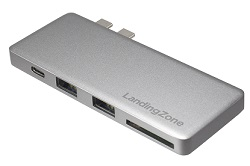 LandingZone USB Type-C Hub for New MacBook Pro