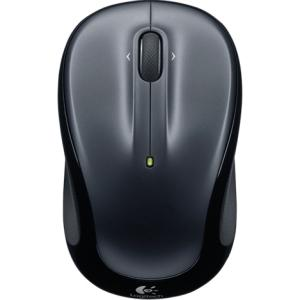 Logitech M325 Wireless Mouse (Black)
