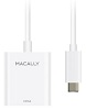 MacAlly USB-C to HDMI 4K Adapter
