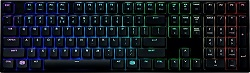 Cooler Master MasterKeys Pro L Gaming Keyboard (Cherry MX Red)