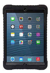 MAXCases Shield Case with Asset Tag Window for Apple iPad mini