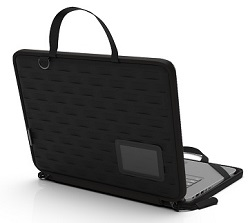 "MAXCases Explorer 4 Work-In Case for 11"" to 13"" Apple MacBook Air, Chromebook & MacBook Pro LARGE"