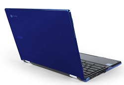 MAXCases SnapShell Case for Acer C738T/R11 Chromebook PC (Blue)