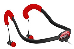Maxell Pure Fitness Neckbuds with Inline Mic