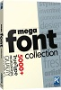 MegaFont Collection for Windows (Download) THUMBNAIL