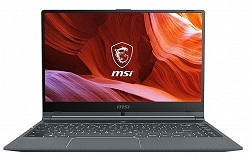 "MSI Modern 14 14"" FHD Intel Core i5 8GB RAM 256GB SSD Laptop with MS Office 2019 LARGE"