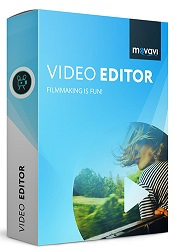 Movavi Video Editor for Mac Personal Edition (Latest Version Download) LARGE