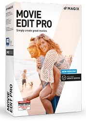 MAGIX Movie Edit Pro 2019 (Download) (On Sale!)