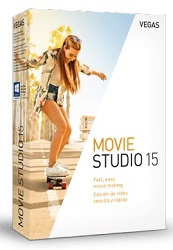 MAGIX Creative Software VEGAS Movie Studio 15 (Download) (On Sale!)