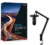 MAGIX Creative Software VEGAS Movie Studio 16 Suite Broadcast Bundle THUMBNAIL