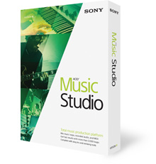 MAGIX Creative Software ACID Music Studio 10 (Download)