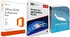Microsoft Office 2016 w/ AntiVirus & Grammar Check Bundle - Windows (WAH Download)