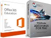 AntiVirus 2017 with FREE Microsoft Office 365 Education (MAC) THUMBNAIL
