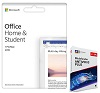 Microsoft Office Home & Student 2019 for PC with Bitdefender AntiVirus 2019 (Download) THUMBNAIL