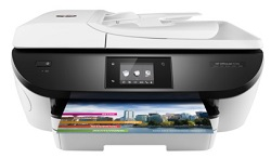 HP OfficeJet 5740 All-in-One Color Printer (Refurbished)