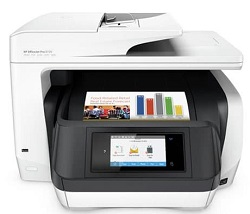 HP OfficeJet Pro 8720 All-in-One Color Printer (Refurbished)