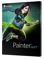Corel Painter 2017 (DVD)