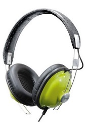 Panasonic RP-HTX7 Retro Over-the-Ear Monitor Headphones (Green)