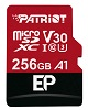 Patriot Memory EP A1 Class 10/UHS-I microSD Card with Android A1 App Classification THUMBNAIL