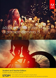 Adobe Photoshop Elements 15 & Premiere Elements 15 for Students & Teachers (Download)