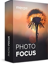 Movavi Photo Focus for Mac Personal Edition (Latest Version Download) LARGE