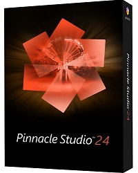 Corel Pinnacle Studio 24 (Download) LARGE