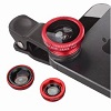 PoserSnap iPhone & SmartPhone Lens Set