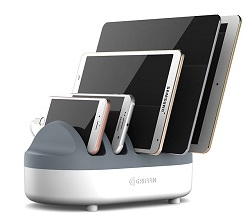 Griffin PowerDock Pro Charging Station for Up to 5 Devices