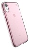 Speck Presidio Clear + Glitter Protective Case for iPhone XR (2 Colors)
