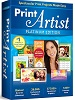 Avanquest Print Artist 25 Platinum for Windows (Download) THUMBNAIL