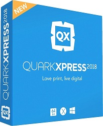 Quark QuarkXPress 2018 Education (Download)