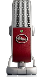 Blue Microphones Raspberry Mobile USB Microphone with FREE! Audio & Music Lab Software_LARGE