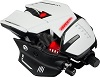 Mad Catz R.A.T. 8+ Fully Adjustable Gaming Mouse (White) THUMBNAIL