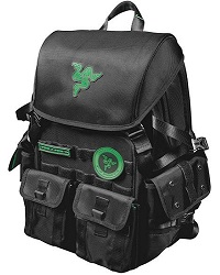 Mobile Edge Razer Tactical Gaming Backpack with FREE Gaming Pad