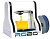RoBo 3D R1 +Plus 3D Printer (Only 1 Left!)