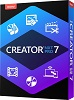 Roxio Creator NXT 7 Pro Audio, Photo & Video Editor with Screen Capture (Download) THUMBNAIL