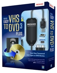 Roxio Easy VHS to DVD 3 Plus_LARGE