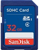 SanDisk Class 4 SDHC Memory Card 32GB