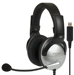 Koss SB45 USB Gaming & Chat Stereo Headset LARGE