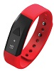 Supersonic SC-60FB PowerX-fit Fitness Wristband with Bluetooth 4.0 (Red)
