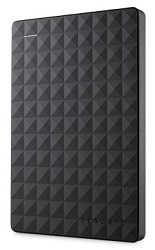 Seagate Expansion Portable 4TB Portable USB 3.0 External Hard Drive (On Sale!) LARGE