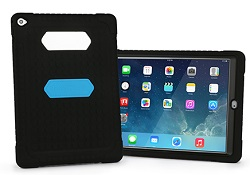 MAXCases Shield Case with Asset Tag Window for Apple iPad Air 2
