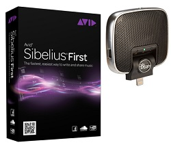 Avid Sibelius | First 8 Academic 1-Year Subscription Mikey Edition (Download)