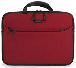 "Mobile Edge SlipSuit Sleeve 13.3"" for MacBook Pro & MacBook Air (Red)"