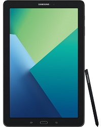 "Samsung Galaxy Tab A 10.1"" 16GB Android 6.0 Tablet with S Pen (Metallic Black) (On Sale!)"