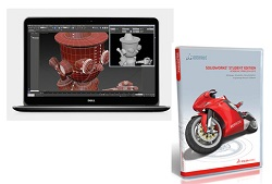 SolidWorks Student Edition 2014-2015 Workstation (WIN 8.1, 8.0, 7)