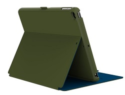 Speck StyleFolio Case for iPad Air 2 (Moss Green/DeepSea)