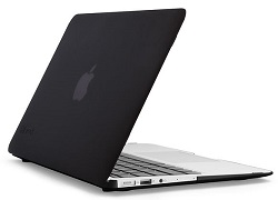 "Speck SeeThru Case for 13"" MacBook Air (Onyx Black)"